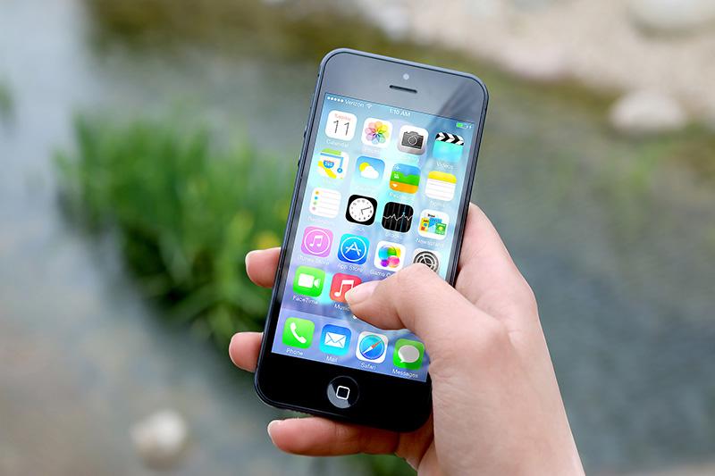 aplicación celular
