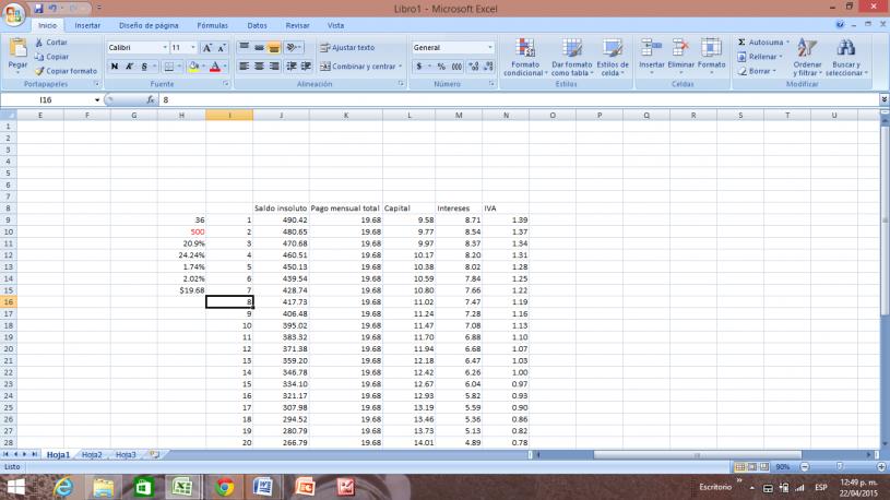 Aprende a realizar un simulador de pagos en Excel - Prestadero