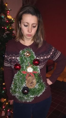 ¿Es real este suéter?